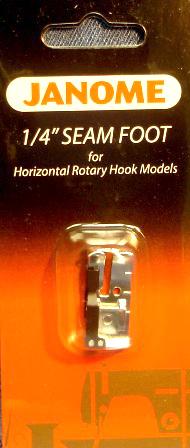 Janome 1/4  Seam Foot