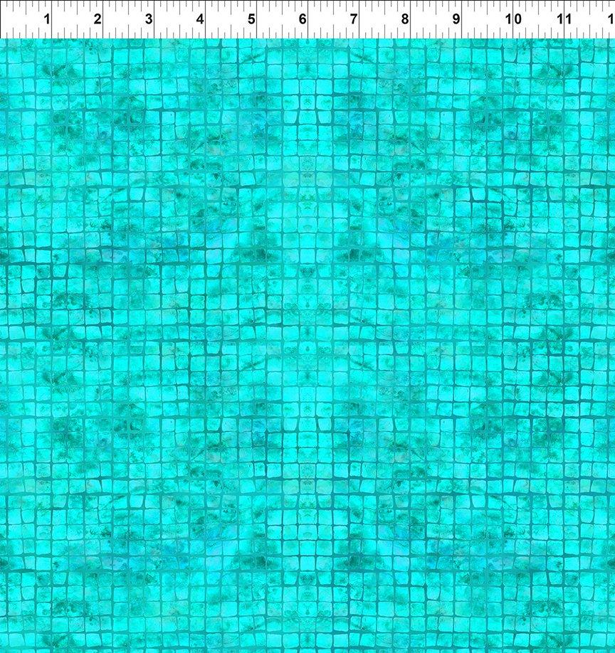 In The Beginning Calypso II Tiles Teal
