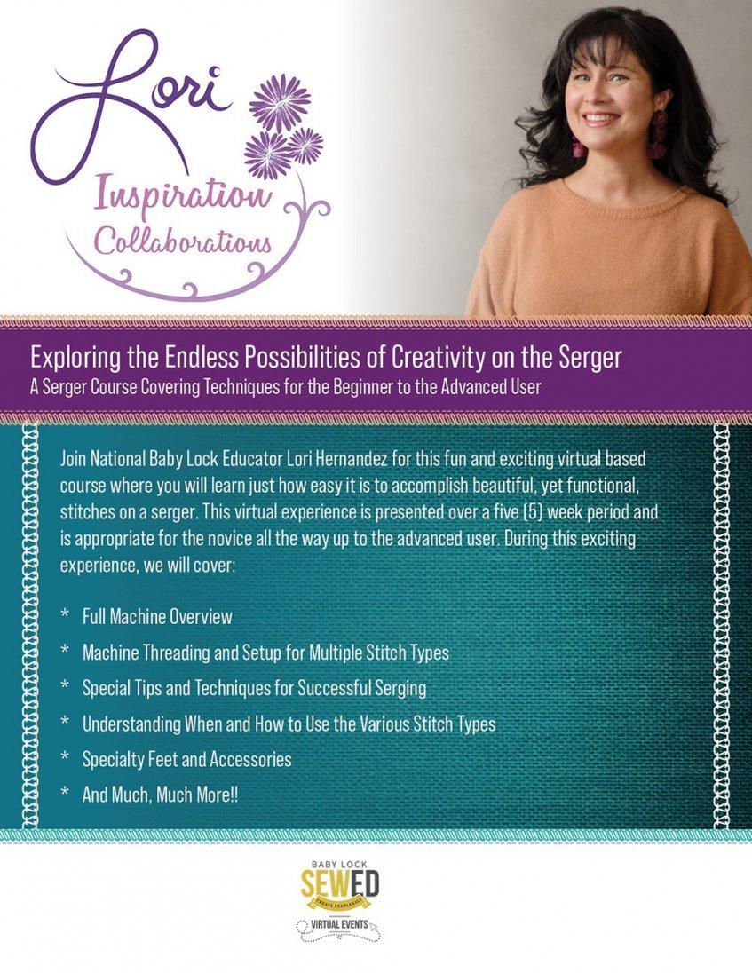 Lori Hernandez Serger Event