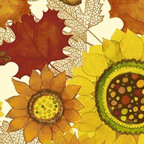 Clothworks Autumn Reverie Butter