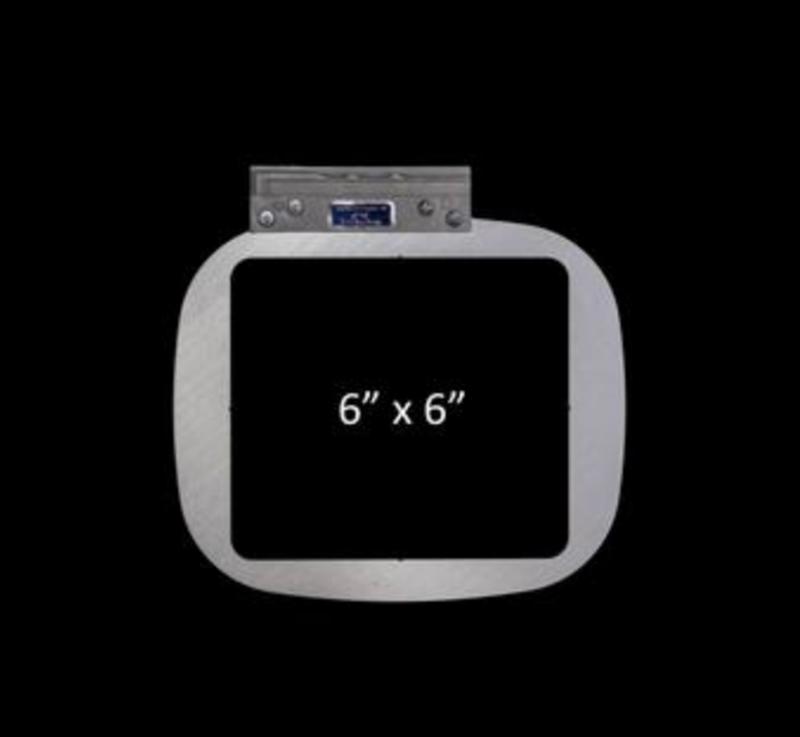 Durkee EZ Frame Single Needle 6x6