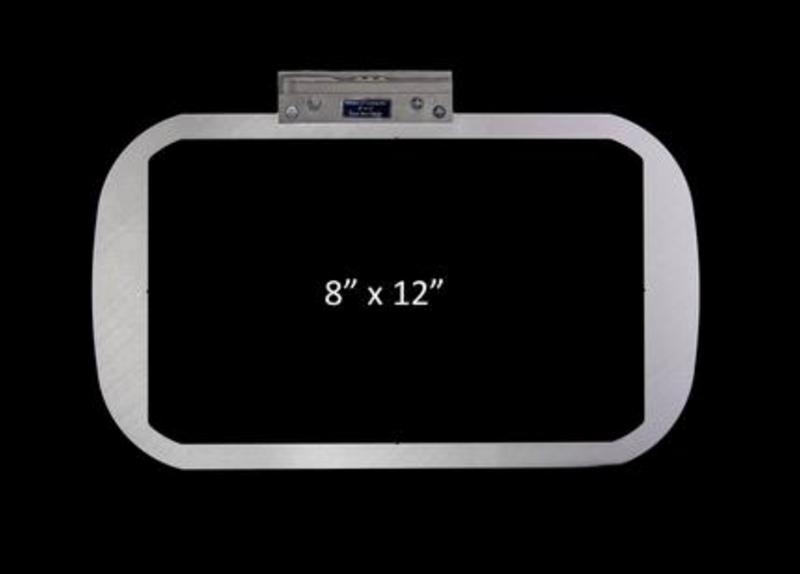Durkee EZ Frame Single Needle 8x12