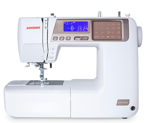 Janome 5300 QDC-T Sewing Machine