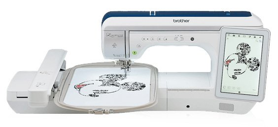 Brother XP1 Luminaire Sewing & Embroidery Machine