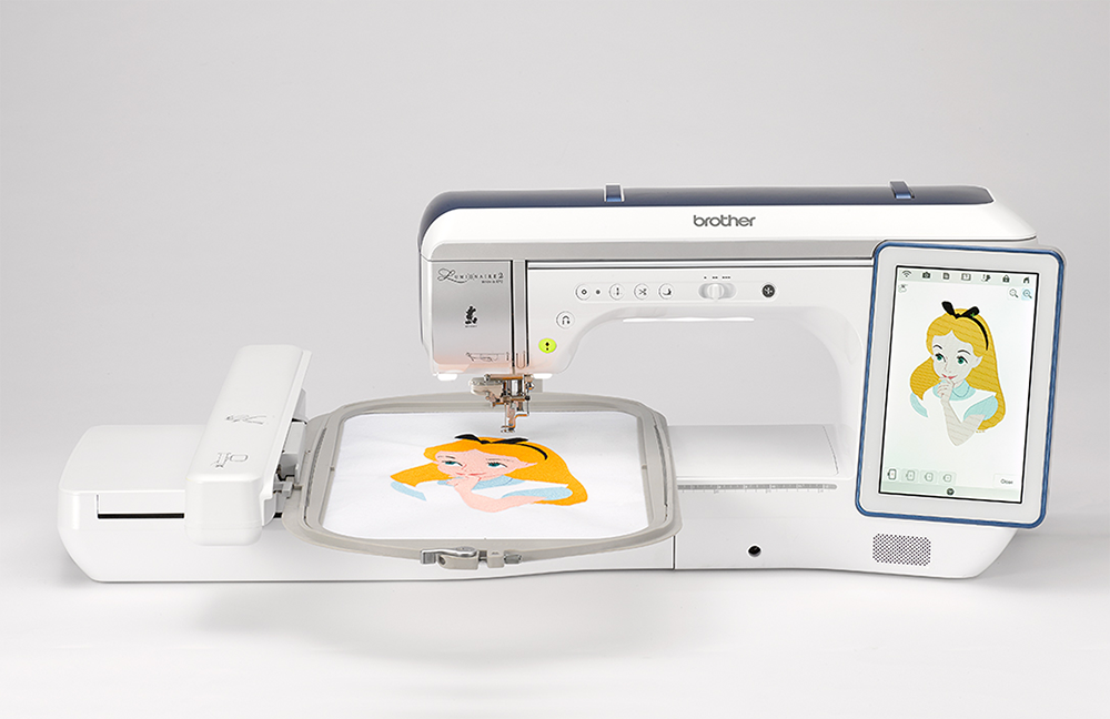 Brother XP2 Luminaire 2 Sewing & Embroidery Machine