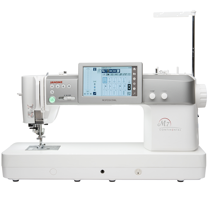 Janome Continental M7 Sewing Machine