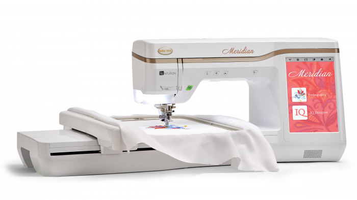 Baby Lock Meridian Embroidery-only Machine