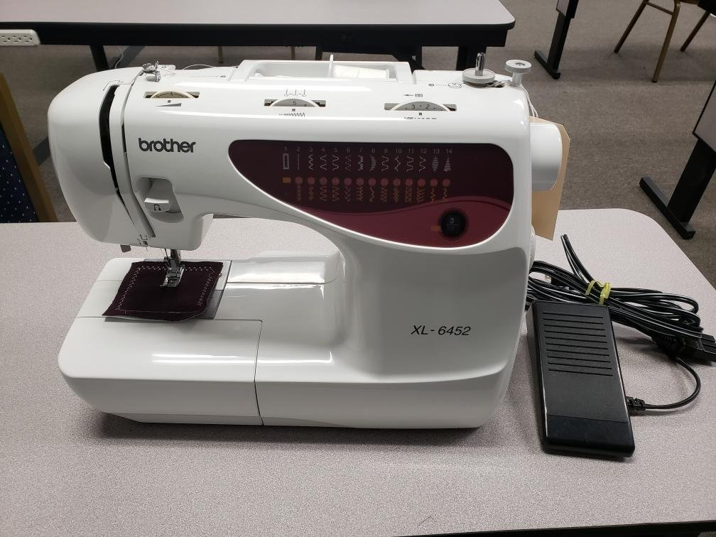 Used Brother XL-6452 Sewing Machine