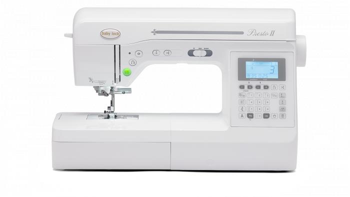 Baby Lock Presto II Computer Sewing Machine
