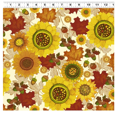 Clothworks Autumn Reverie by Sue Zipkin Butter