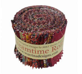 M&S Dreamtime Roll Australia Red