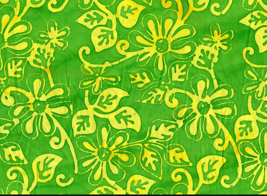 Batik Textiles Waters edge - 3920