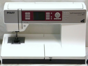 USED PFAFF Quilt Expressions 2046