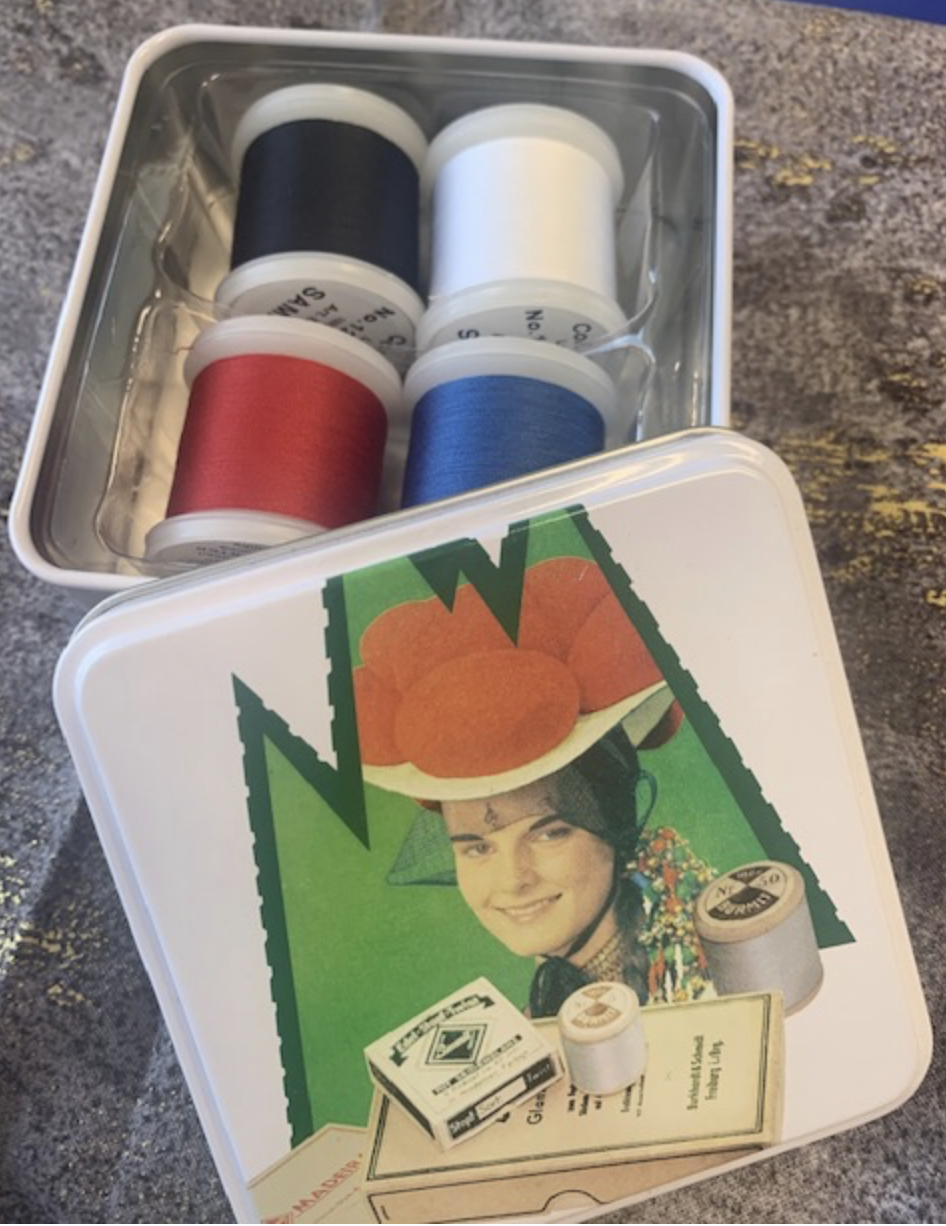 Madeira Thread Gift Box