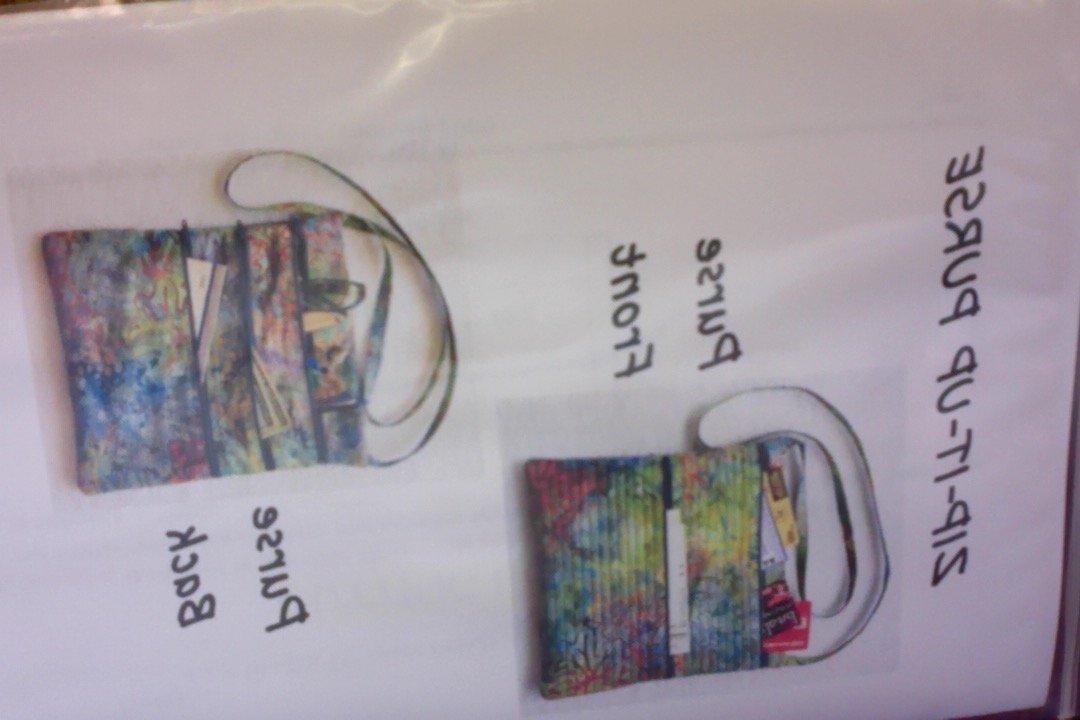Zip-it-up purse pattern