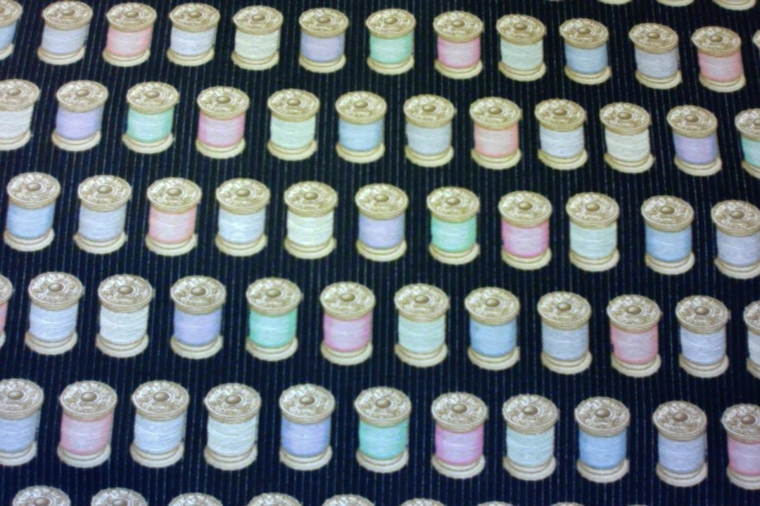 QT - Cute as a Button - spools