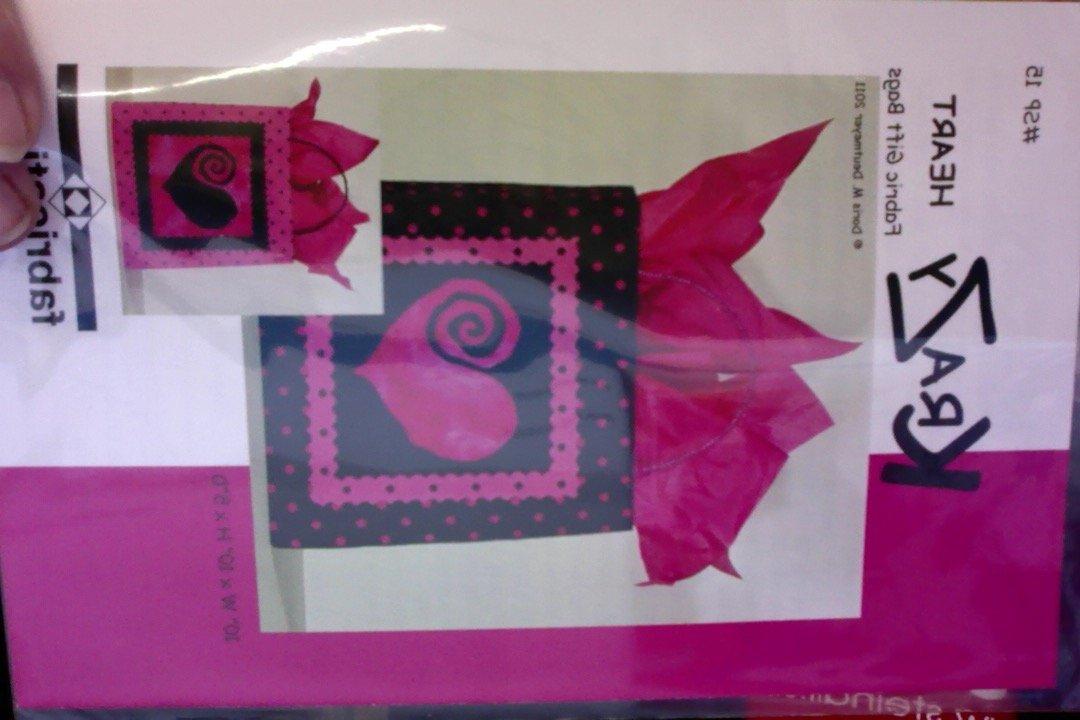 Krazy Heart Bag pattern
