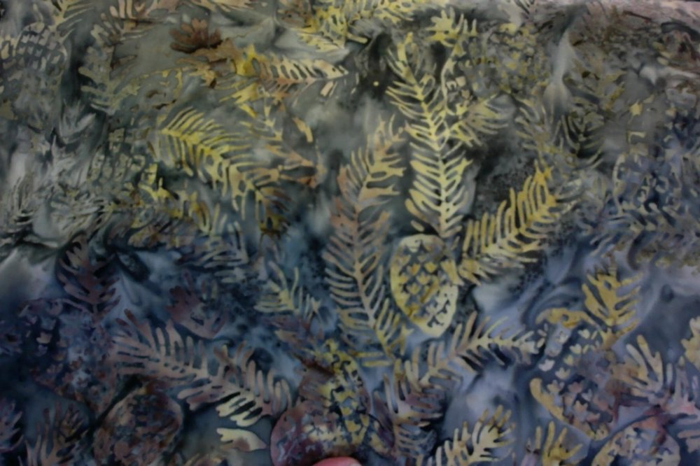 CT - Batik - Pine Boughs