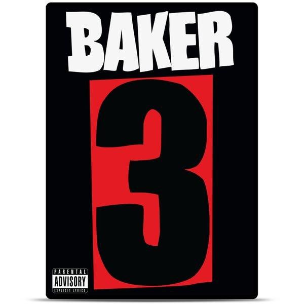 Baker 3 DVD