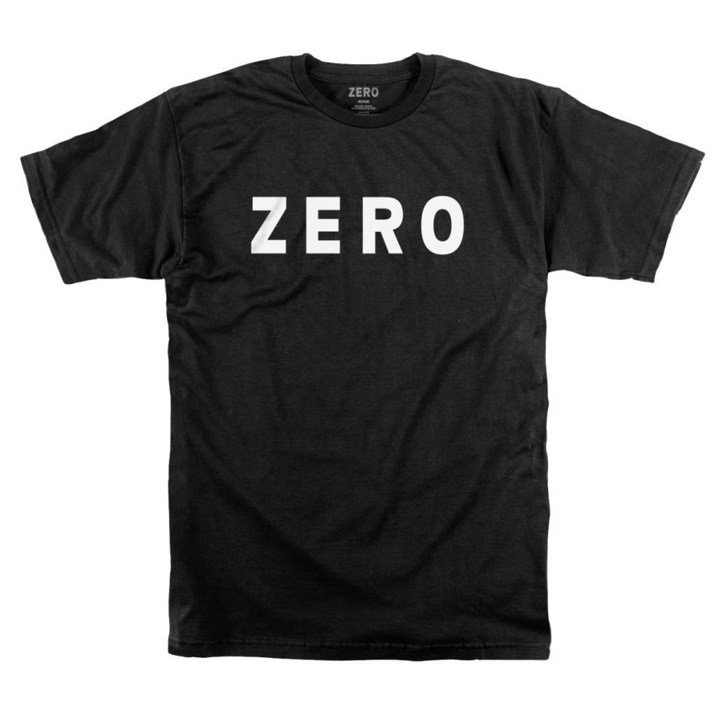 Zero Army S/S Tee Black