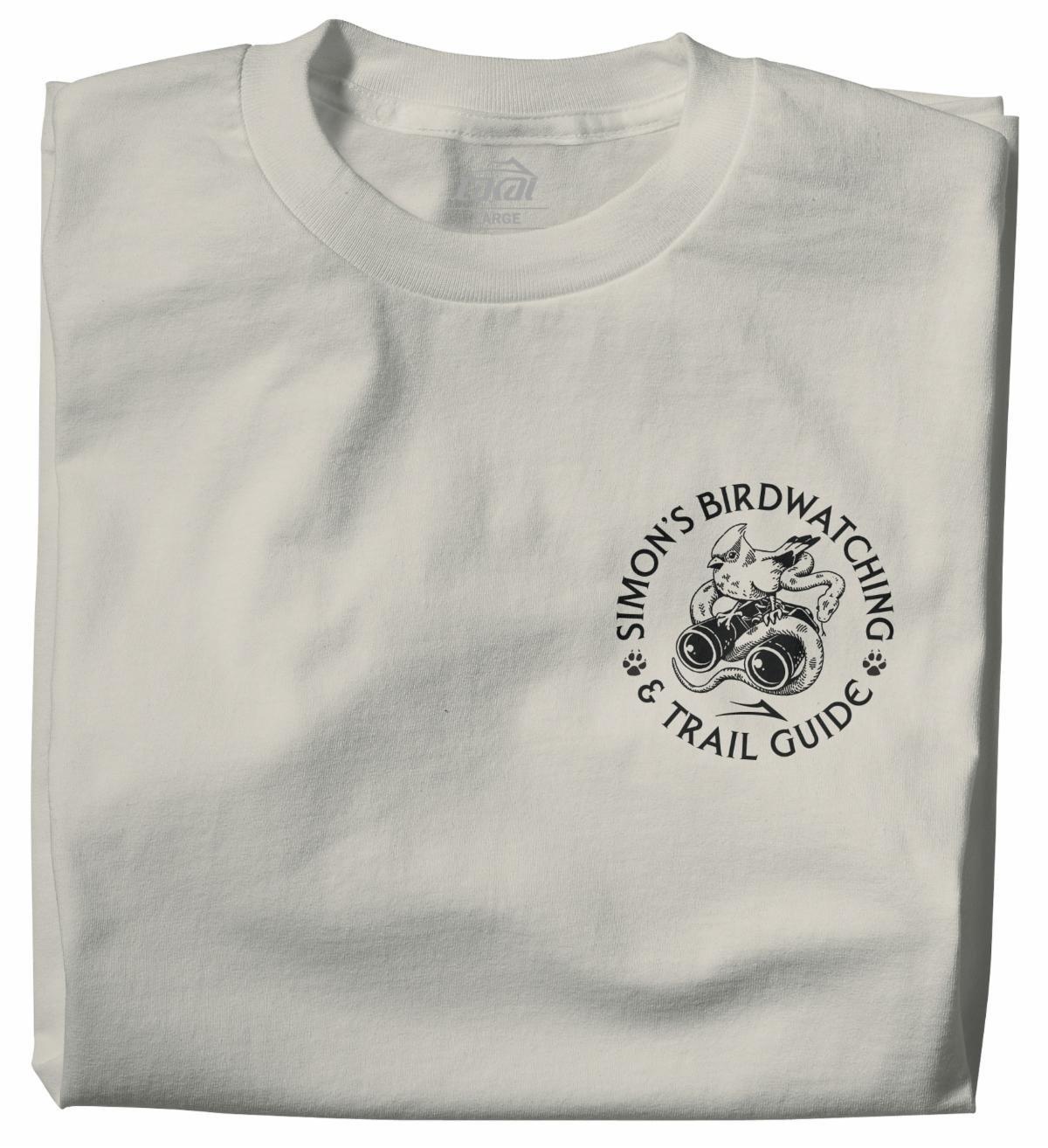 Lakai Simon's Birdwatching s/s t shirt sand