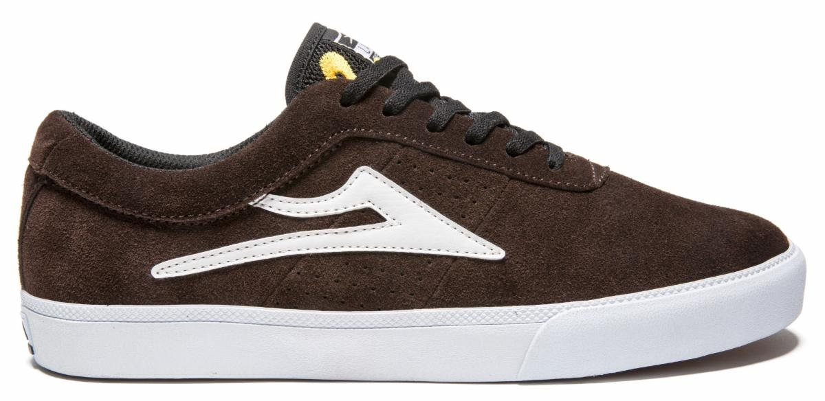 Lakai Sheffield Simon Bannerot Chocolate suede