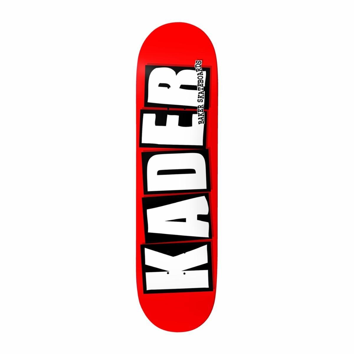 Baker Kader Logo 9 x 32.25