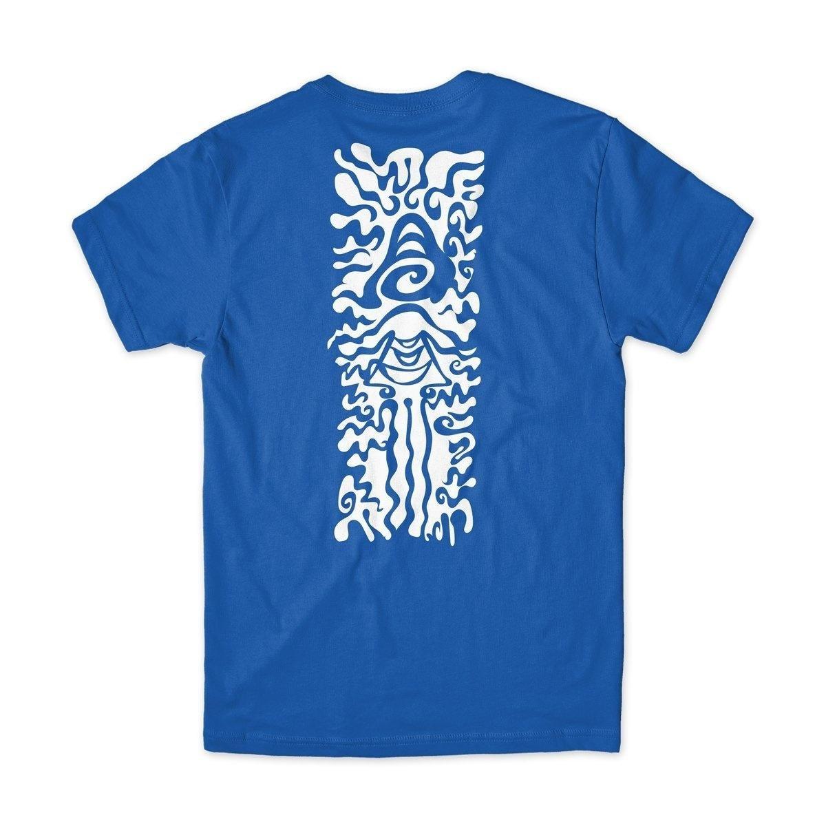 Girl Simon Bannerot Mystic s/s t-shirt Royal