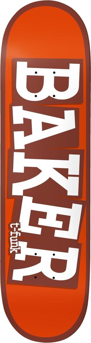 Baker Tfunk Ribbon Name Fire 8.5 x 32
