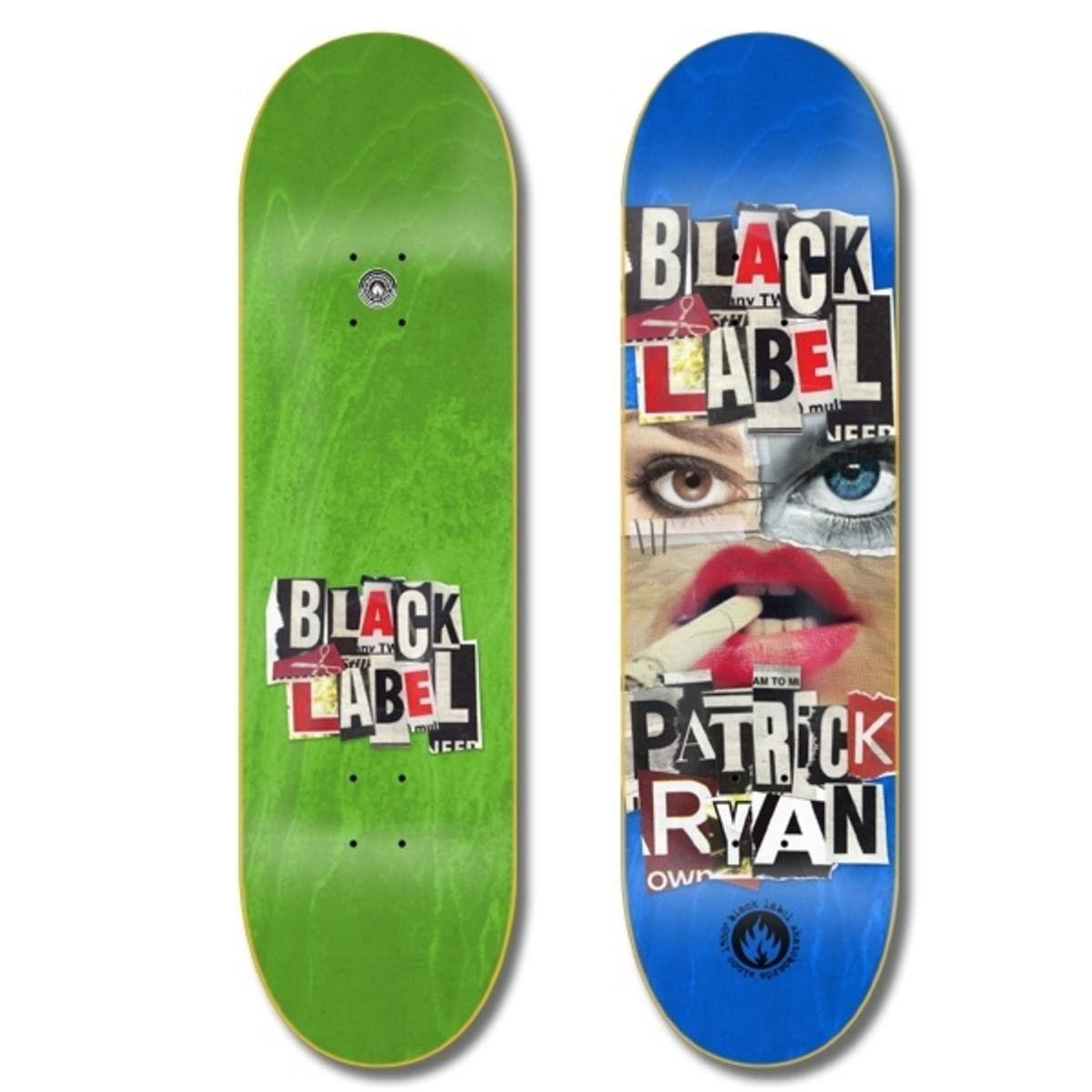 Black Label Patrick Ryan NIP-TUCK 8.25 x 32.12