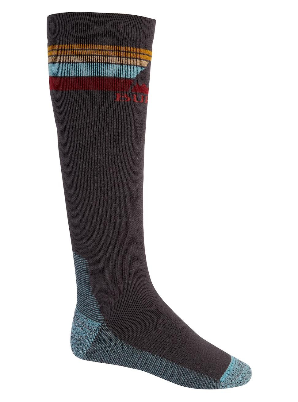 Burton Midweight Emblem Sock Dark Slate
