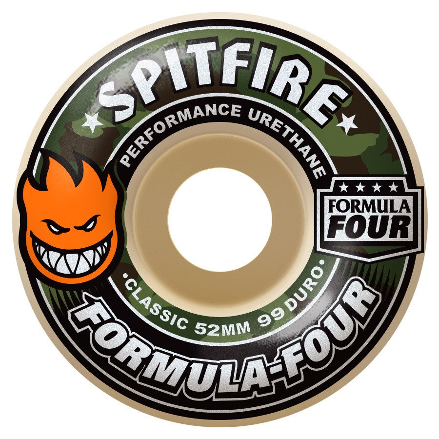 Spitfire Formula Four Covert Classic 56mm 99a