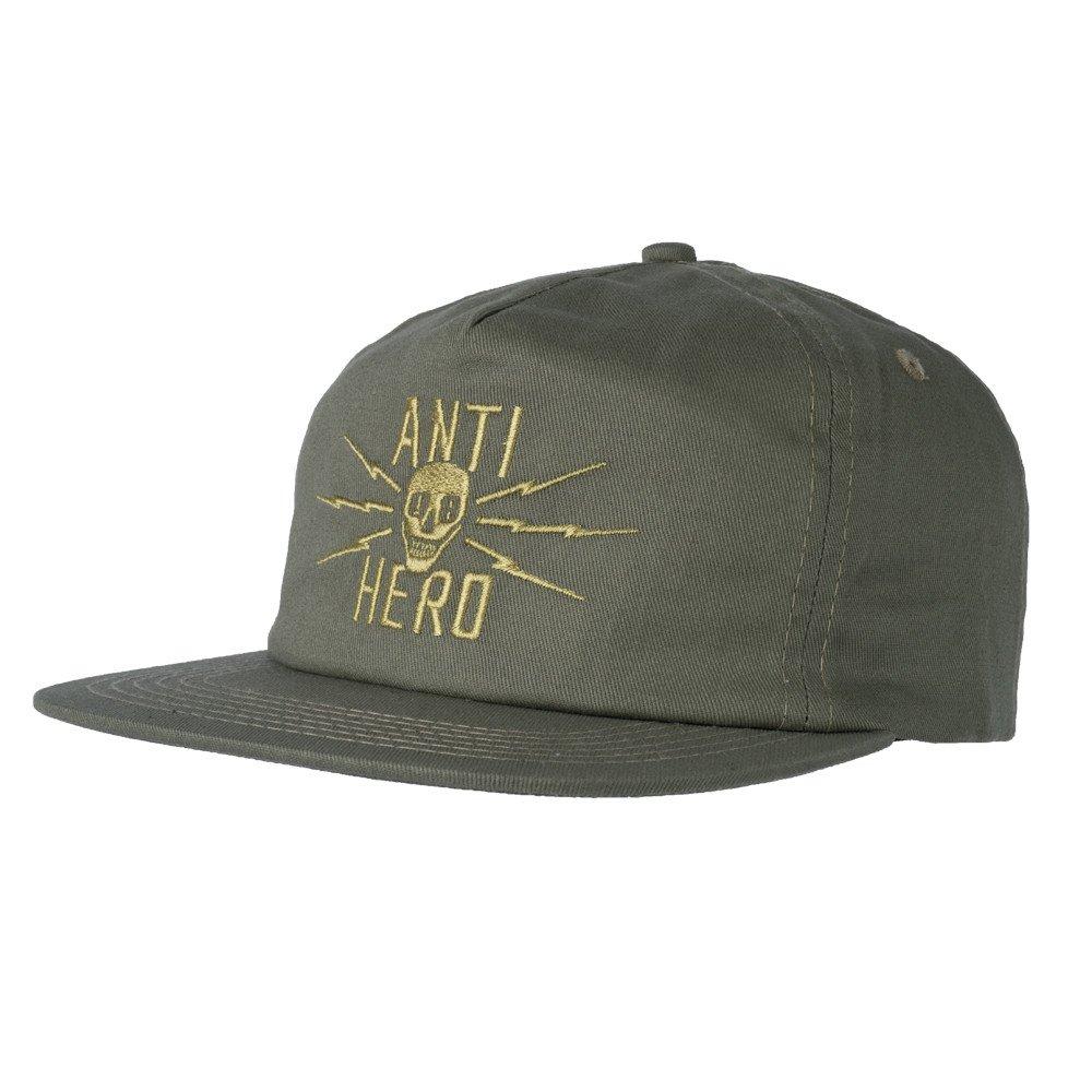 Antihero Stay Away snapback Aloe green