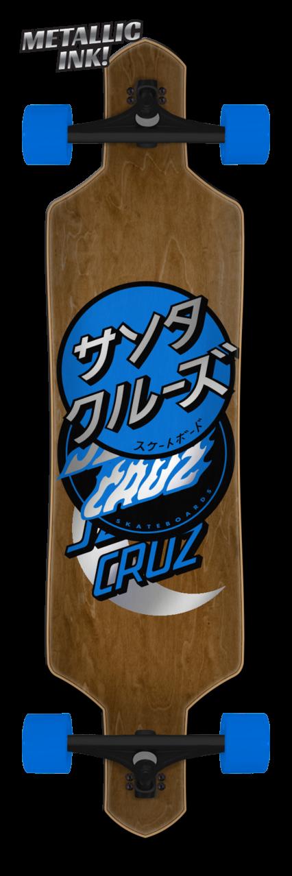 Santa Cruz Group Dot 9 x 36 drop thru