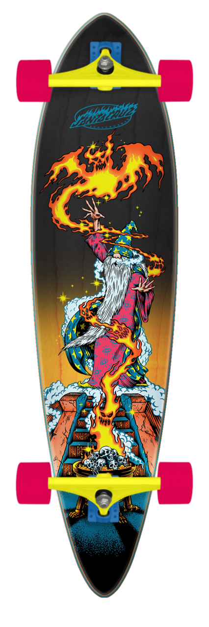Santa Cruz Fire Wizard 9.58 x 39 pintail