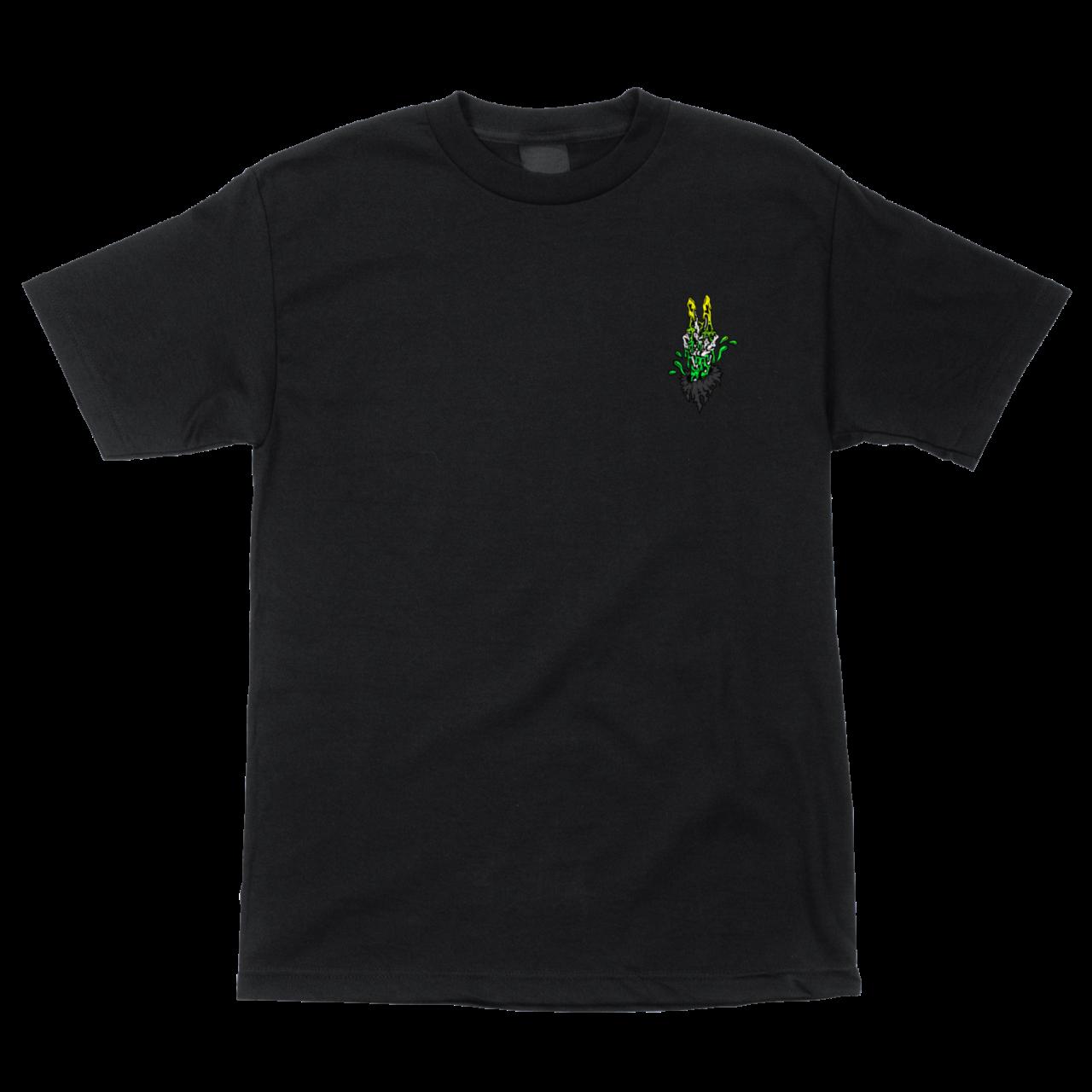 Slime Balls Peace Out s/s t shirt black