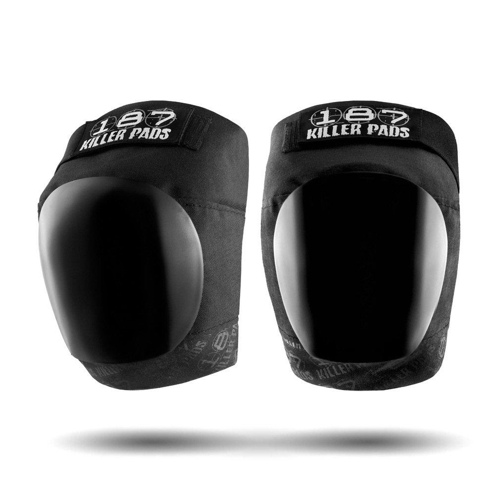 187 Killer Knee Pads Pro Knee Pad Black