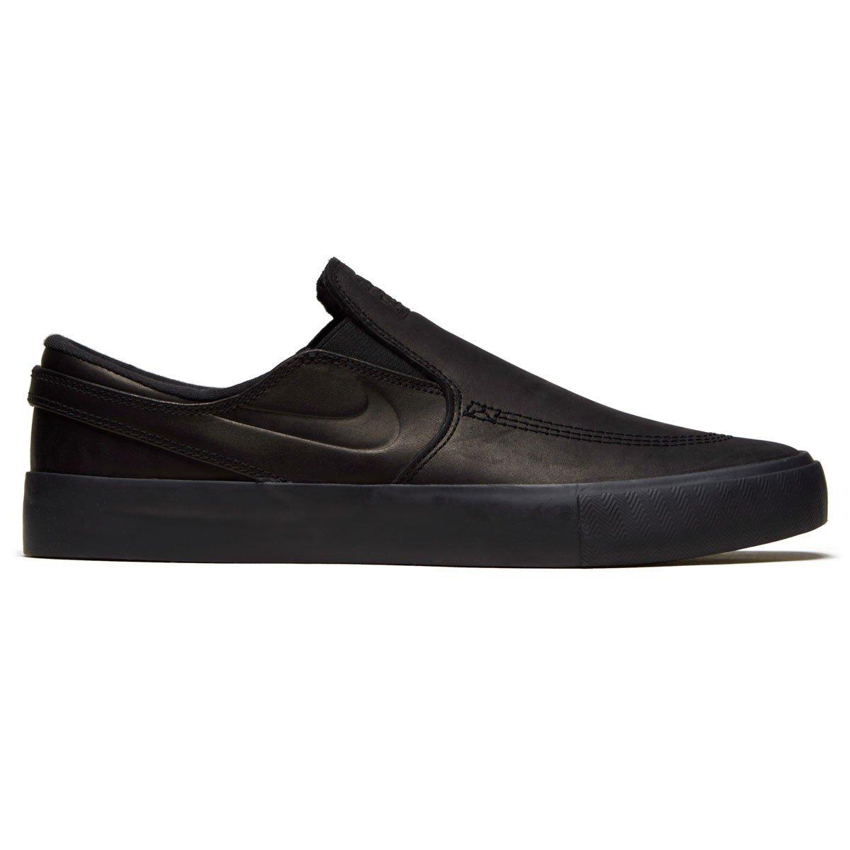 Nike SB Zoom Stefan Janoski Slip RM ISO Black/Leather
