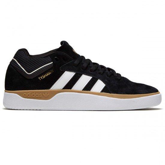 Adidas Tyshawn Core Black/White/Gum