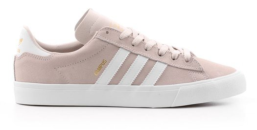 Adidas Campus Vulc 2 chalk white/footwear white/gold metallic