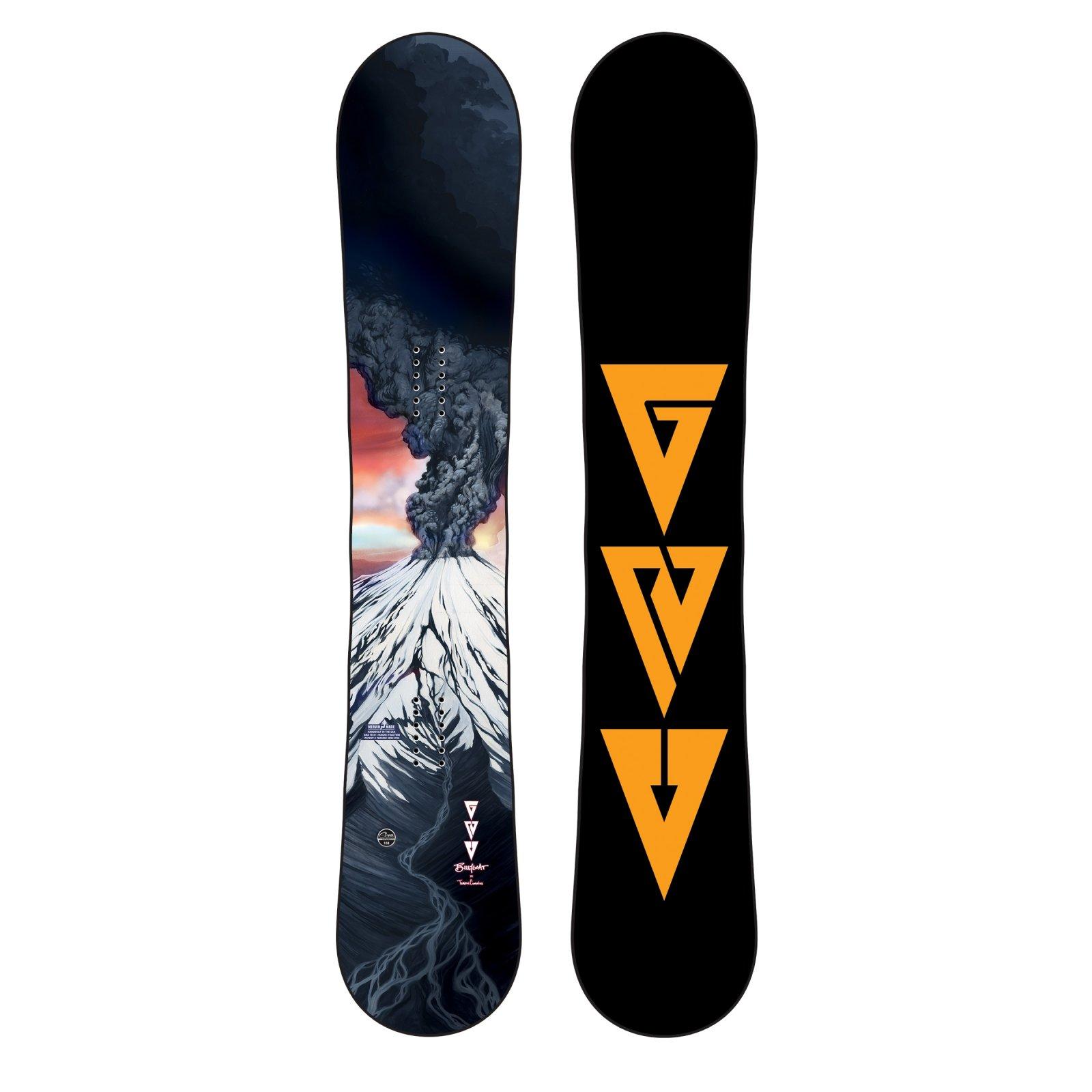 Gnu Billy Goat C3 Snowboard 2021