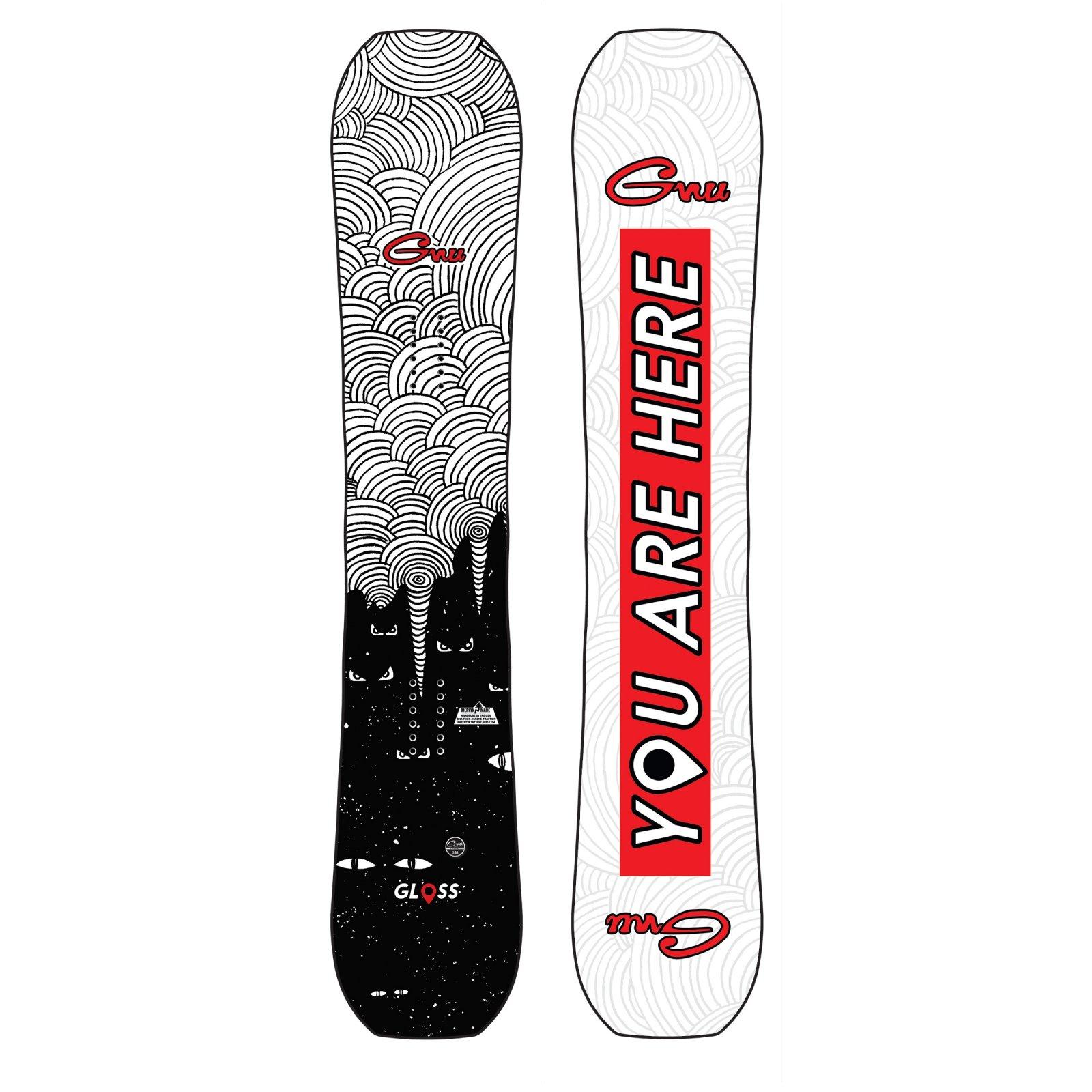 Gnu Gloss C2e Snowboard 2021