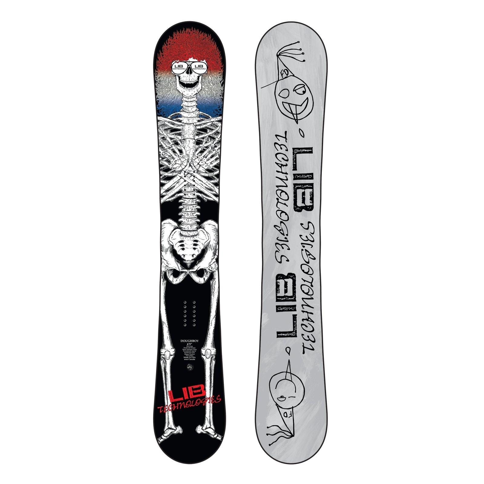Lib Tech Doughboy Shredder C3 Snowboard 2021