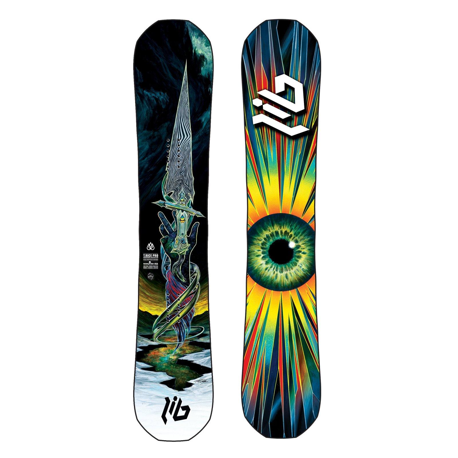 Lib Tech T-Rice HP Blunt C2 Snowboard 2021