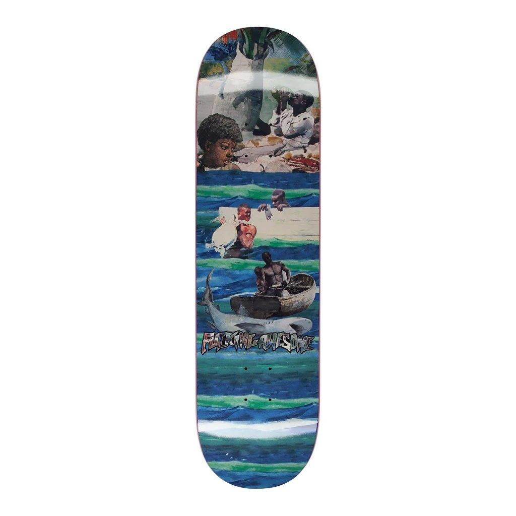 Fucking Awesome Sage Ocean 8.38 x 31.85