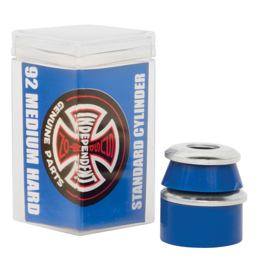 Independent Genuine Parts Standard Cylinder (92a) Cushions Medium/Hard Blue (set of 4)