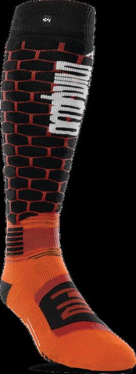 Thirtytwo Asi Merino Elite Socks Orange 2020