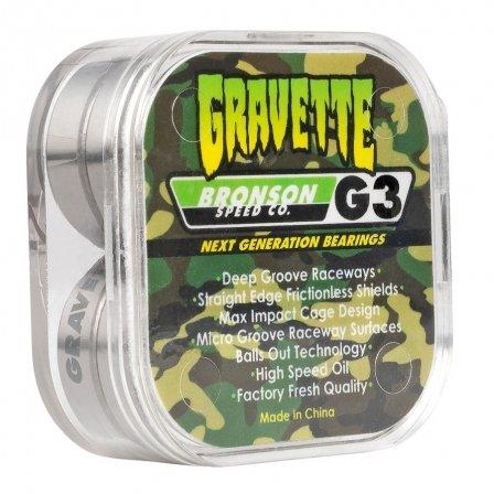 Bronson David Gravette Pro G3 BOX/8