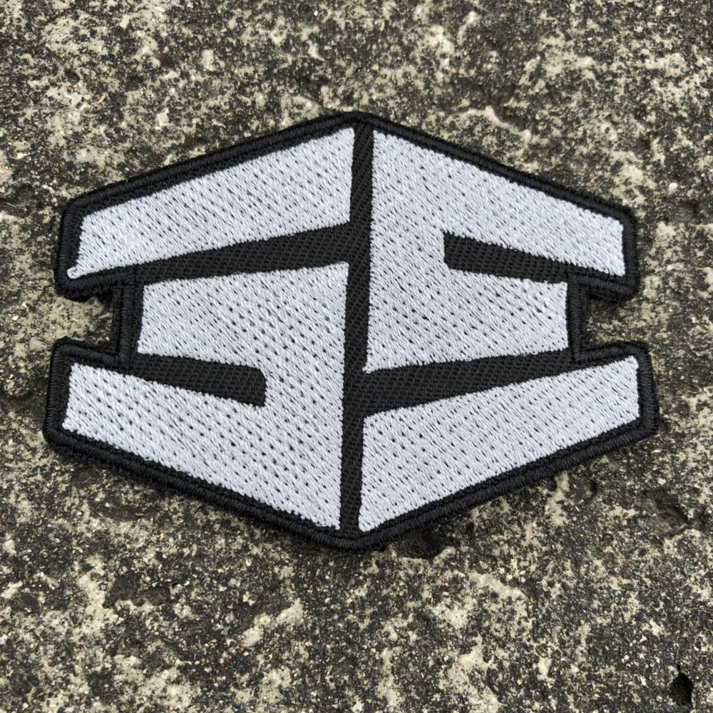 35th Ave Tron Patch grey/black