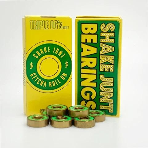 Shake Junt Triple OG Abec 7 bearings